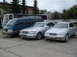 Аренда VIP автомобилей и автобусов с водителем в Екатеринбурге