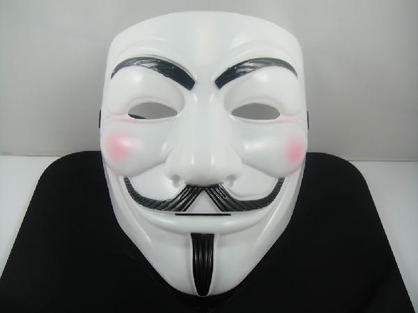 маска гая фокса анонимуса  VK
